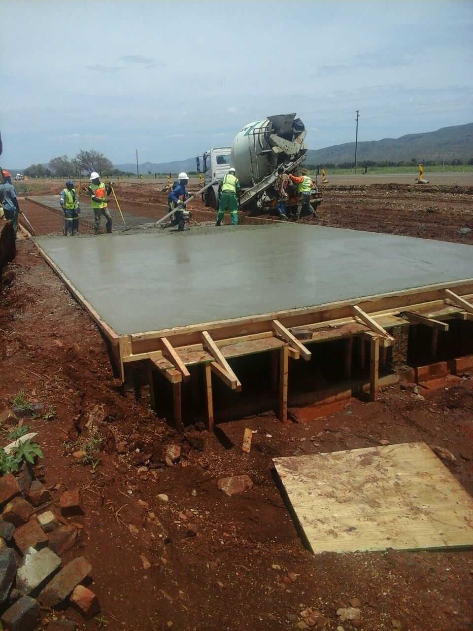 N4 Malelane in-situ culvert