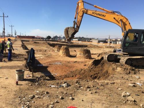 Engen Kaalfontein